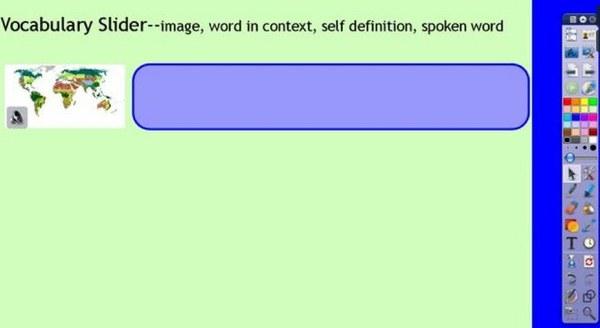 Vocabulary Activities for the Promethean ActivClassroom
