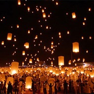 Hot Air Balloon - Sky Lantern