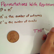 Permutations with Repetition