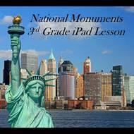 National Monument iPad Lesson