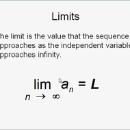 Limits of Sequences