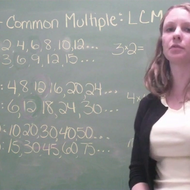The Least Common Multiple