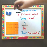 Reading Fractions