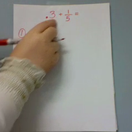 Adding Fractions to Decimals