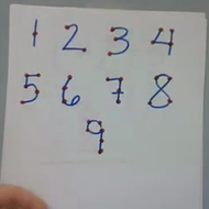 Adding One Digit Numbers