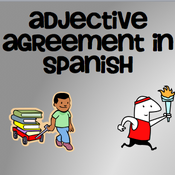 Spanish Adjective Agreement