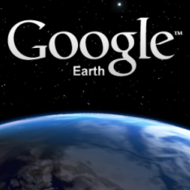 Navigating in Google Earth