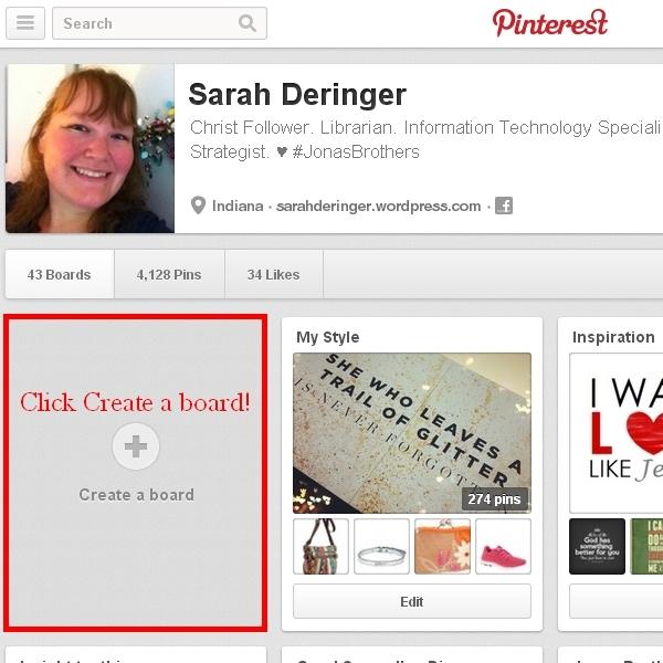 Pinterest - Technology Integration Professional Development Presentation