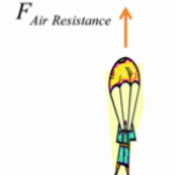 Air Resistance & Newton's Second Law