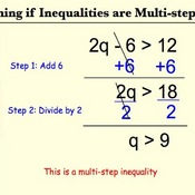 Looking for Multi-Step Inequalities