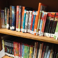 Organizing Fiction Books in the Library