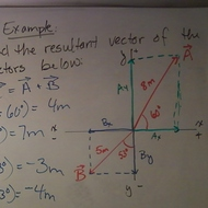Practice w/ Vector Components