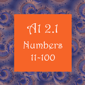 A1 2.1 - Numbers from 11-100