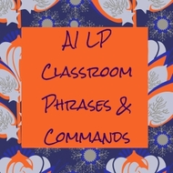 A1 LP - Classroom Phrases and Commands