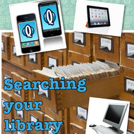 Searching your library