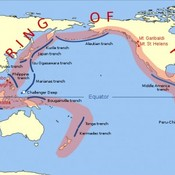 Geology: Pacific Ring of Fire