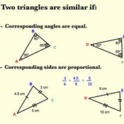 Practice Determining Triangle Similarity