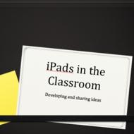 iPad Classroom Management