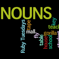 Parts of Speech-Nouns