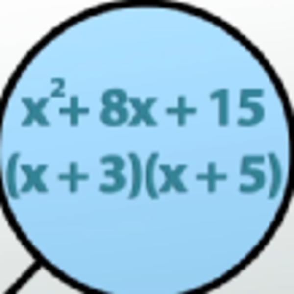 Factoring Quadratic Expressions II  (Factoring Trinomials)