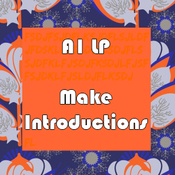 A1 LP - Make Introductions