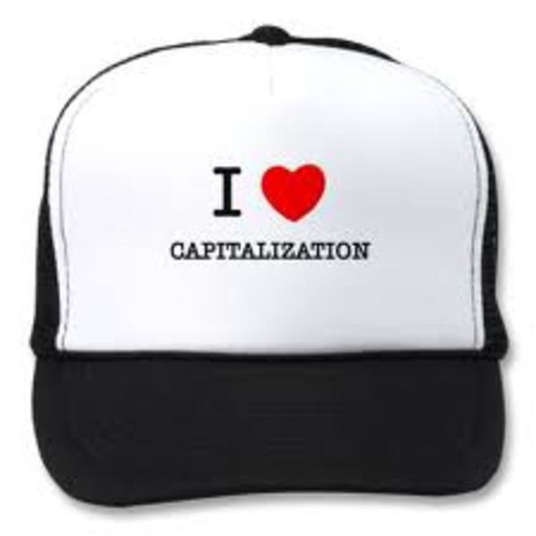 Capitalization Lesson Two