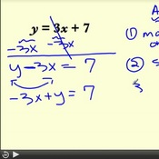 Writing Linear Equations in Standard Form Tutorials, Quizzes, and ...