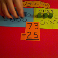 Subtracting Two Digit Numbers with Regrouping