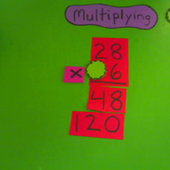 Multiplying Two Digit Numbers