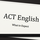 What to Expect on the ACT English Test