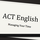 Managing Your Time on the ACT English Test