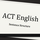 Sentence Structure on the ACT English Test