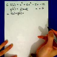 Practice Combining Functions