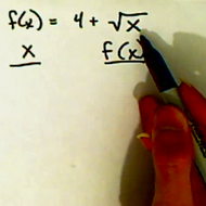 Practice Graphing a Function