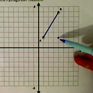 Practice Distance with the Pythagorean Theorem