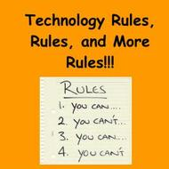 Tech Tools Rules--Basics