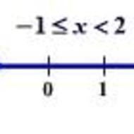 1.4 Compound inequalities (due at midnight on Tues. 9/3)