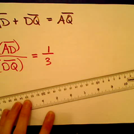 Drawing Line Segment Addition