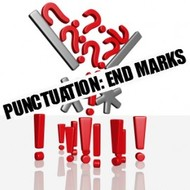 End Marks-Punctuation