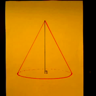 Frustum of a Right Circular Cone