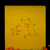 Solving for the Area of a Quadrilateral