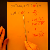 Cotangent