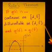 Rolle's Theorem
