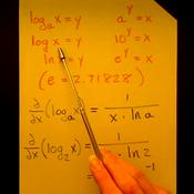 Logarithmic Derivatives