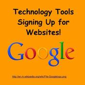 Tech Tools Rules--Signing Up For Websites