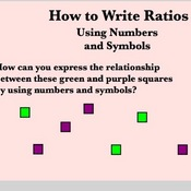 Writing Ratios