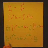 Simplifying Exponential Equations