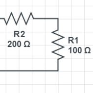 Serie di resistori - Partitore di tensione