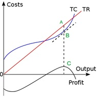 Output Optimization: Total Revenue / Total Cost