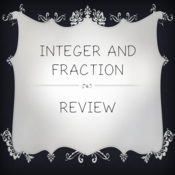 Integer and Fraction Review